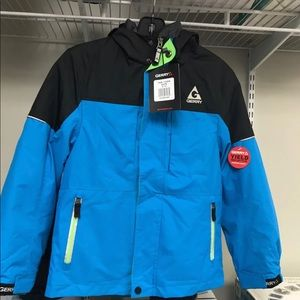 Other - Impermeable Jacket 2 in 1 for boy size 5/6T